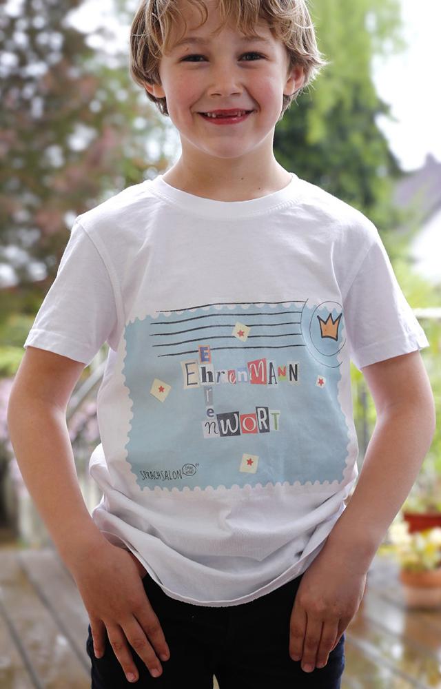 T-Shirt Sprachsalon