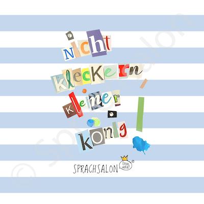 Kleckerkoenig_babyblau_Blockstreifen